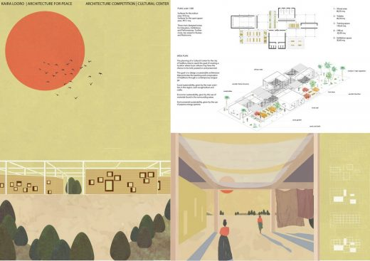 Kaira Looro Architecture Competition 2nd Prize