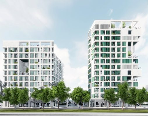 Kaohsiung Social Housing by Mecanoo Taiwan Architecture News