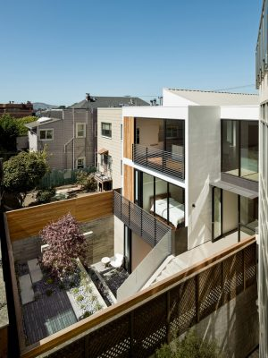 Laguna Street Residence in San Francisco - new American Houses