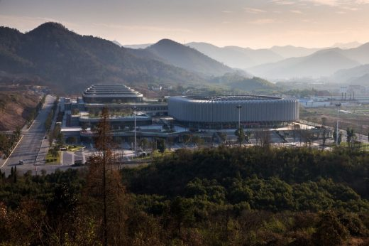 Lin'an Sports and Culture Center in Hangzhou