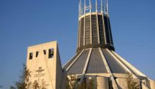 Liverpool Catholic Cathedral building