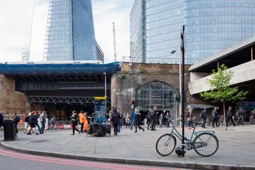 London Bridge Public Realm Competition in 2018