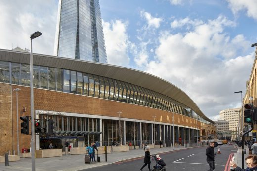 London Bridge Station building
