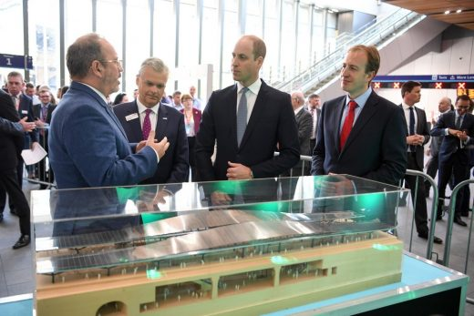 Royal Opening for London Bridge Station