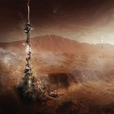 International Space Competition on Martian Vernacular Design hm10