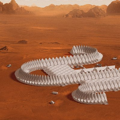 International Space Competition on Martian Vernacular Design hm12