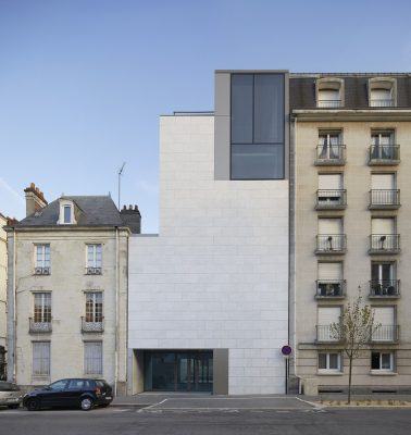 French Architecture News, Buildings in France