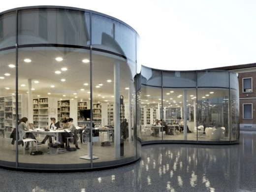 New Maranello Library Italy