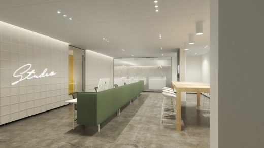 New Spaces for Desjardins at the Montreal Tower
