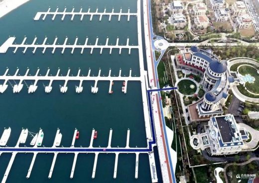 Qingdao Yacht Club and Marina
