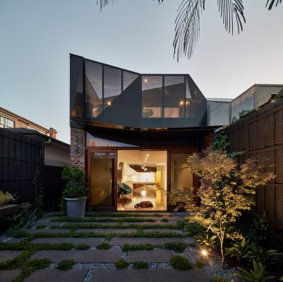 Raleight Street House Melbourne by fmd architects