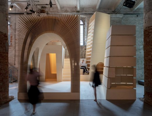ReCasting by Alison Brooks Architects Venice Architecture News
