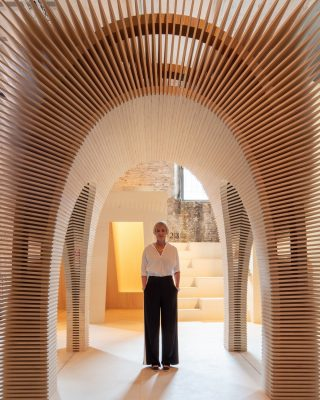 ReCasting by Alison Brooks Architects in Venice Biennale 2018