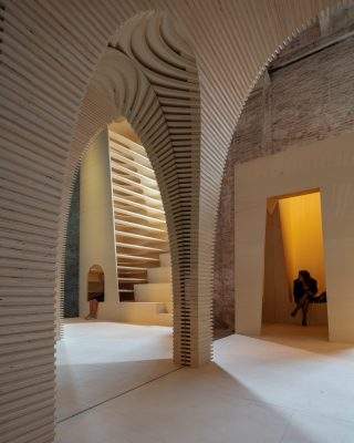 ReCasting by Alison Brooks Architects