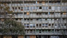 Robin Hood Gardens London housing
