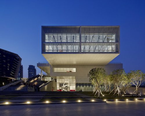 Shekou Sea World Culture and Arts Center in Shenzhen