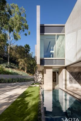 Stradella Residence in Bel-Air Los Angeles