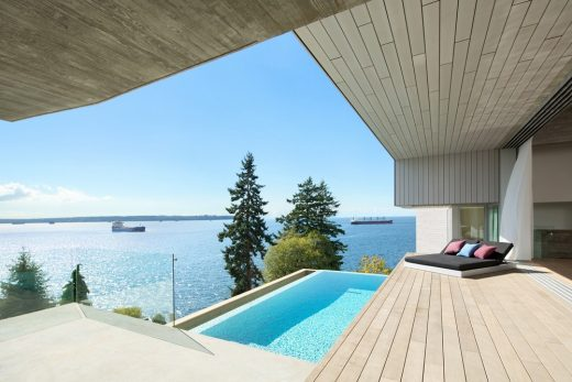 New House in West Vancouver