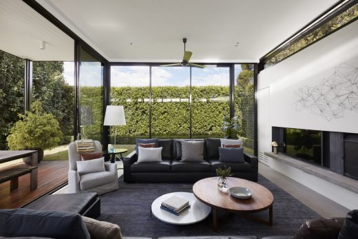 The Light Box House in Melbourne