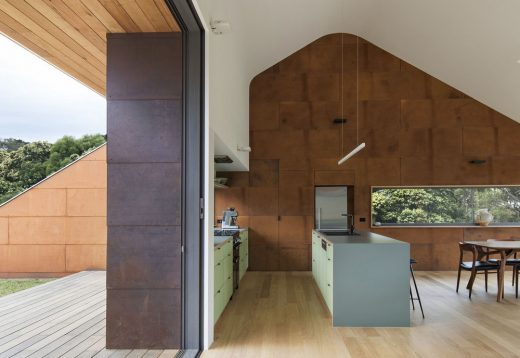 Tucks Ridge House in Balnarring, Vic - New Home in Australia