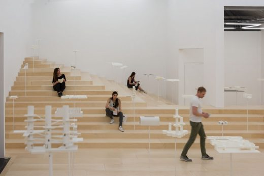 The School of Athens, the National Pavilion of Greece exhibition