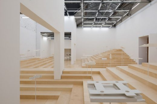 The School of Athens, the National Pavilion of Greece exhibition 2018 Venice