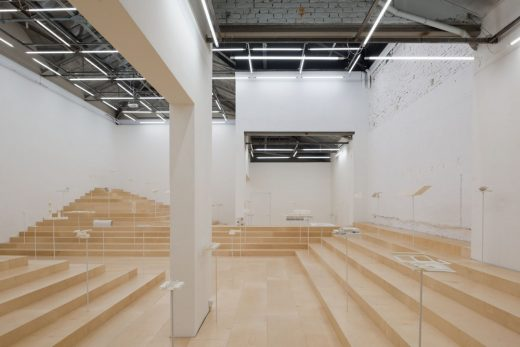 Venice Biennale The School of Athens, the National Pavilion of Greece exhibition 2018