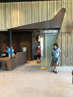 Waltzing Matilda Centre in Winton Queensland