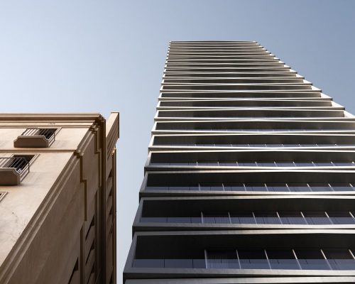 85 Spring St Melbourne tower building
