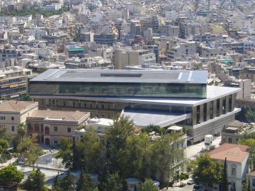 Athens Architecture Tours