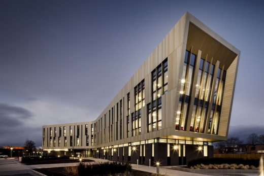 Advanced Manufacturing Building, The University of Nottingham
