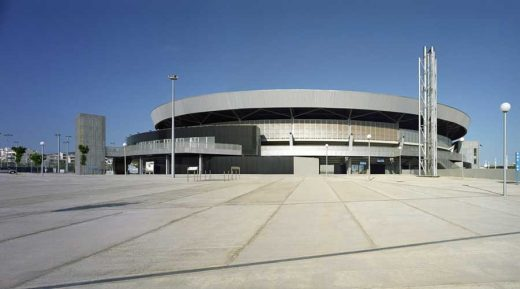 Olympic Tennis Centre Athens Architecture Walking Tours