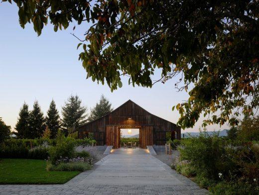 Big Ranch Road Retreat in Napa Valley