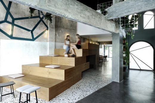 Black Drop, Kavala, Greece by Ark4lab of Architecture