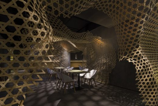 Chuan's Kitchen, Foshan, China by Guangdong Infinity Mind Architecture Design Co.