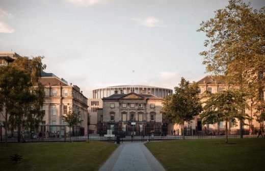 New Building for Scottish Chamber Orchestra