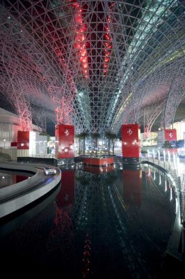 Ferrari World Abu Dhabi, FWAD Building interior