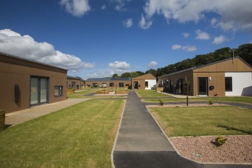 FitHome Village in Dalmore, Alness