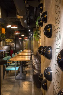 Funky Resto – Bar in Bucharest