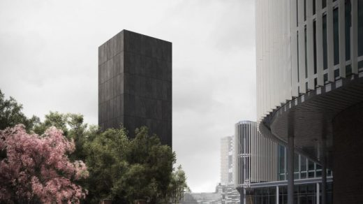 Grenfell Tower Memorial building design London by JAA Archietcts