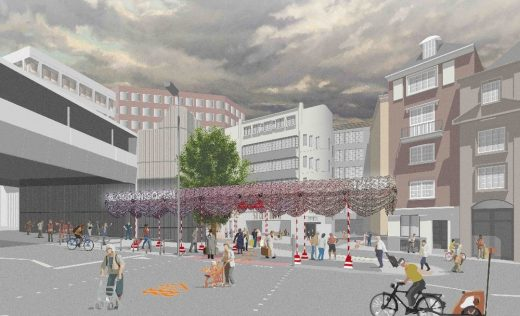 London Bridge Public Realm Competition CAN with Eddie Blake