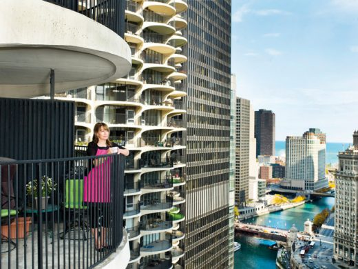 Marina City Towers Chicago