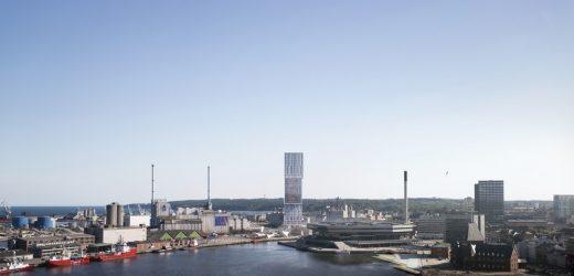 Mindet 6 at Århus Harbour Jutland