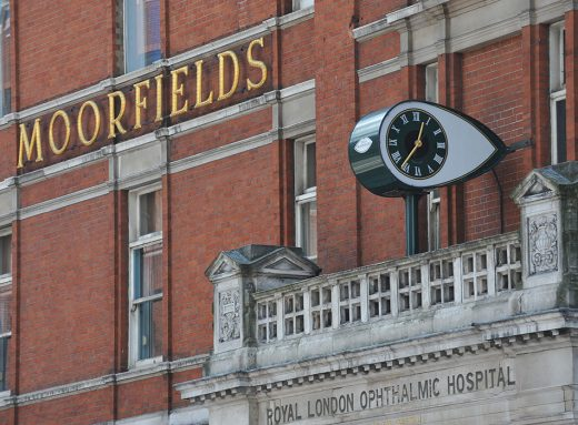 Moorfields Eye Hospital London