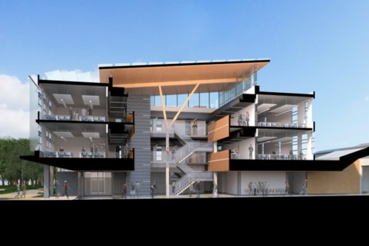 Okanagan College Trades Renewal and Expansion British Columbia