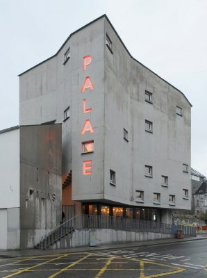 Pálás cinema by dePaor in Galway Ireland