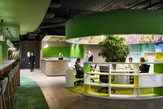 Sberbank Activity Based Working Moscow
