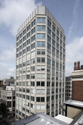 Smithson Plaza London building