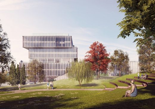 Solvay Headquarters in Brussels - Belgian Architecture News