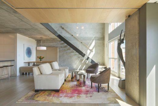 Soma Loft Residence in San Francisco